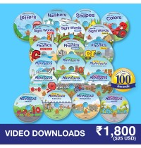 Complete Video Download Collection (20 Pack)