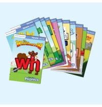 Phonics Letter Diagraphs Books