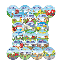 Basics/Reading & Math Set (20 Pack)