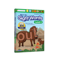 Meet the Sight Words 4 Video
