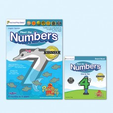 Numbers Video & Storybook Set
