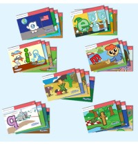 Phonics Letter Sounds Books