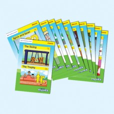 Phonics Letter Blends Books