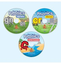 Meet the Phonics Video Set