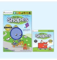 Shapes Video & Storybook Set