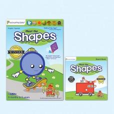 Shapes Video & Storybook Set