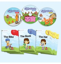 Step 2 - Sight Words Collection  Video & Book Set