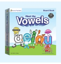 Meet the Vowels Storybook
