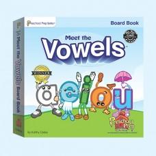 Meet the Vowels Storybook