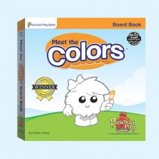 Meet the Colors Storybook