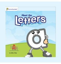 Meet the Letters Storybook
