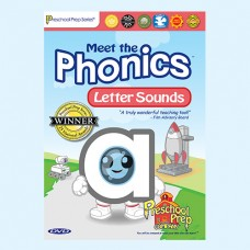 Meet the Phonics 1 - Letter Sounds Video