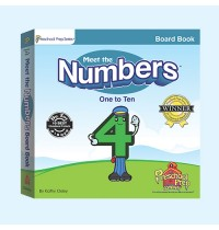 Meet the Numbers Storybook