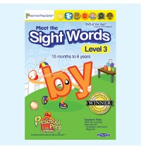 Meet the Sight Words 3 Video