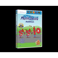 Meet the Math Drills: Addition Video