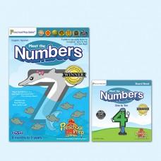 Numbers Video & Storybook Set
