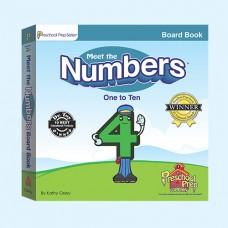 Meet the Numbers Storybook